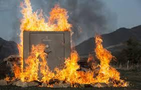 Ugniai atsparūs seifai