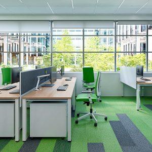 Standartiniai biuro baldai