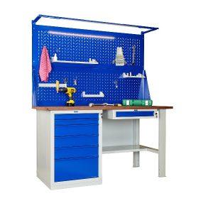 Techniniai baldai ir darbastaliai